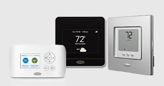 Thermostats & Smart Control Installation, Repair